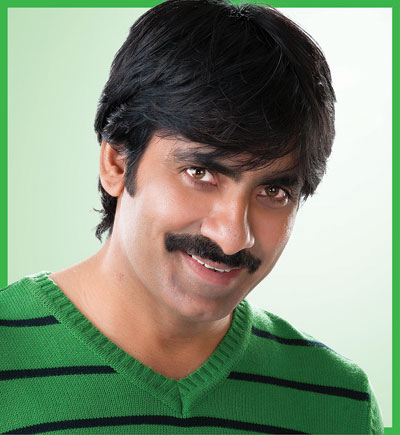 RAVITEJA - A SELF MADE HERO!